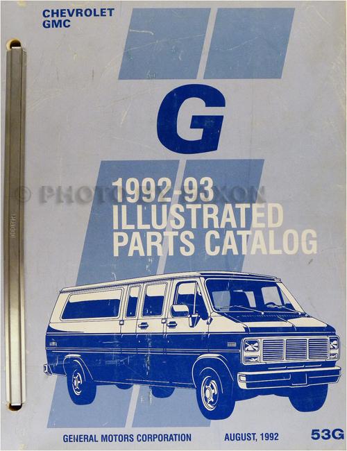 1993 Chevy P30 Wiring Diagram On 1991 Chevy G20 Van Wiring Diagram