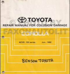 toyota damage diagram wiring diagram sample damage diagram toyota wiring diagram host toyota damage diagram [ 800 x 1044 Pixel ]