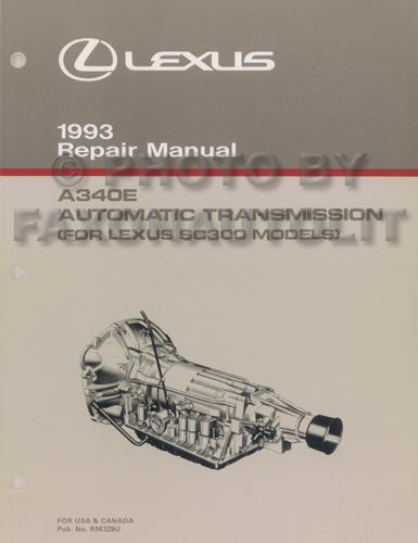 1992 Lexus Es 300 Wiring Diagram