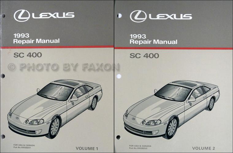 1992 Lexus Ls 400 Engine 1992 Circuit Diagrams