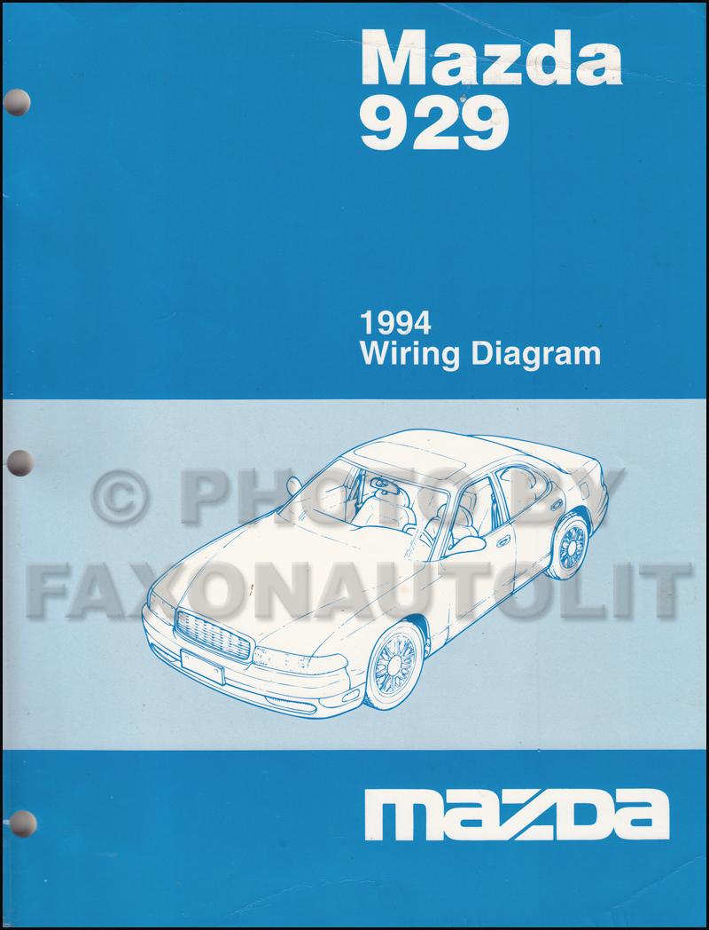 medium resolution of 1994 mazda 929 wiring diagram manual original 2010 mazda 3 wiring diagram mazda 929 wiring diagram