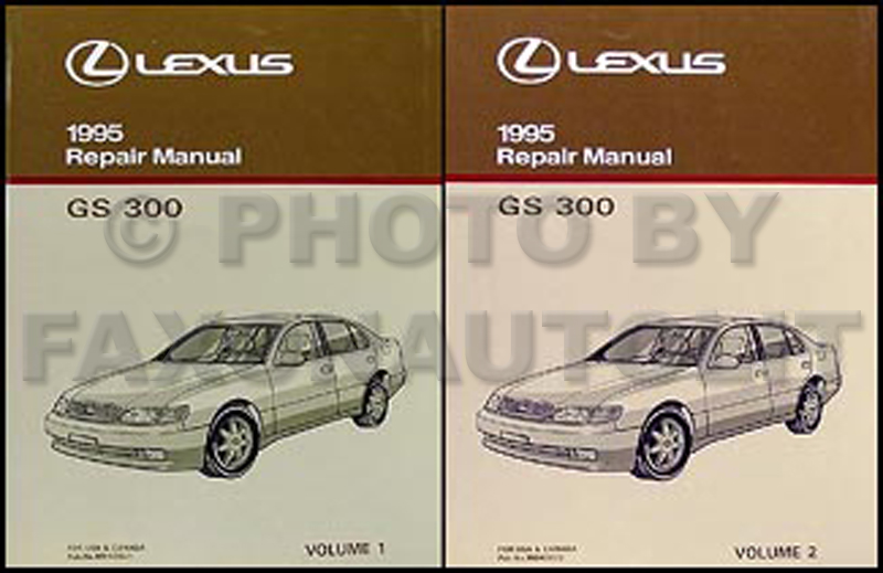 1995 Lexus Ls 400 Wiring Diagram Manual Original