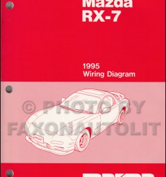 1995 mazda rx 7 wiring diagram manual original rx7 [ 800 x 1037 Pixel ]