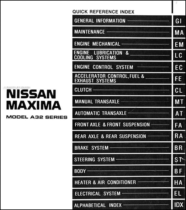 1998 Nissan Maxima Fuse Box Diagram Nissan Versa Fuse Box Diagram