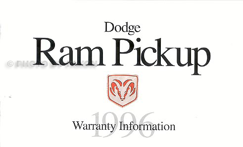 1996 Dodge Ram Cummins Turbo Diesel Pickup Truck Original