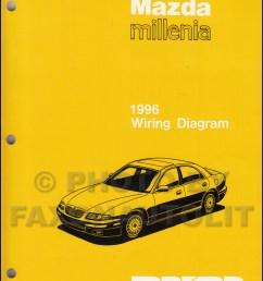 2002 mazda millenium wiring diagram [ 800 x 1034 Pixel ]