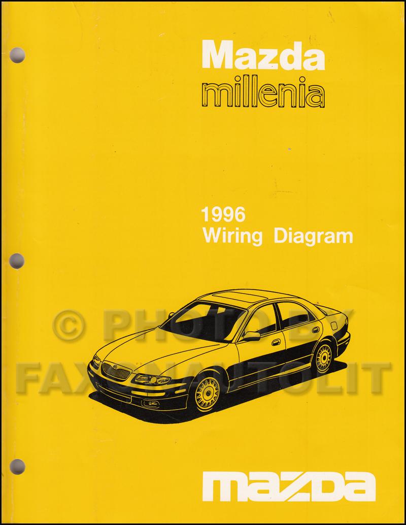 medium resolution of 2002 mazda millenium wiring diagram