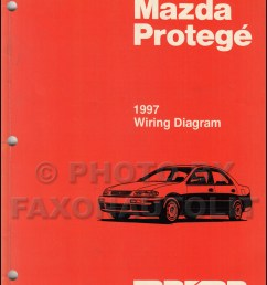 1997 mazda protege wiring diagram manual original mazda wiring diagrams 2 1997 mazda wiring diagram [ 800 x 1035 Pixel ]