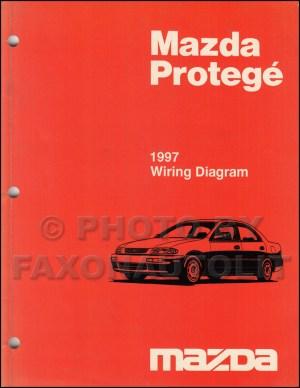 [WRG2785] Mazda B2300 Fuse Diagram