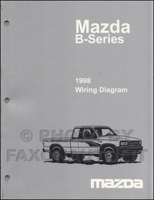 [WRG8228] Mazda B4000 Engine Parts Diagram