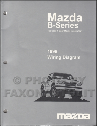 Mazda Understanding Wiring Diagram Service Manual Guide