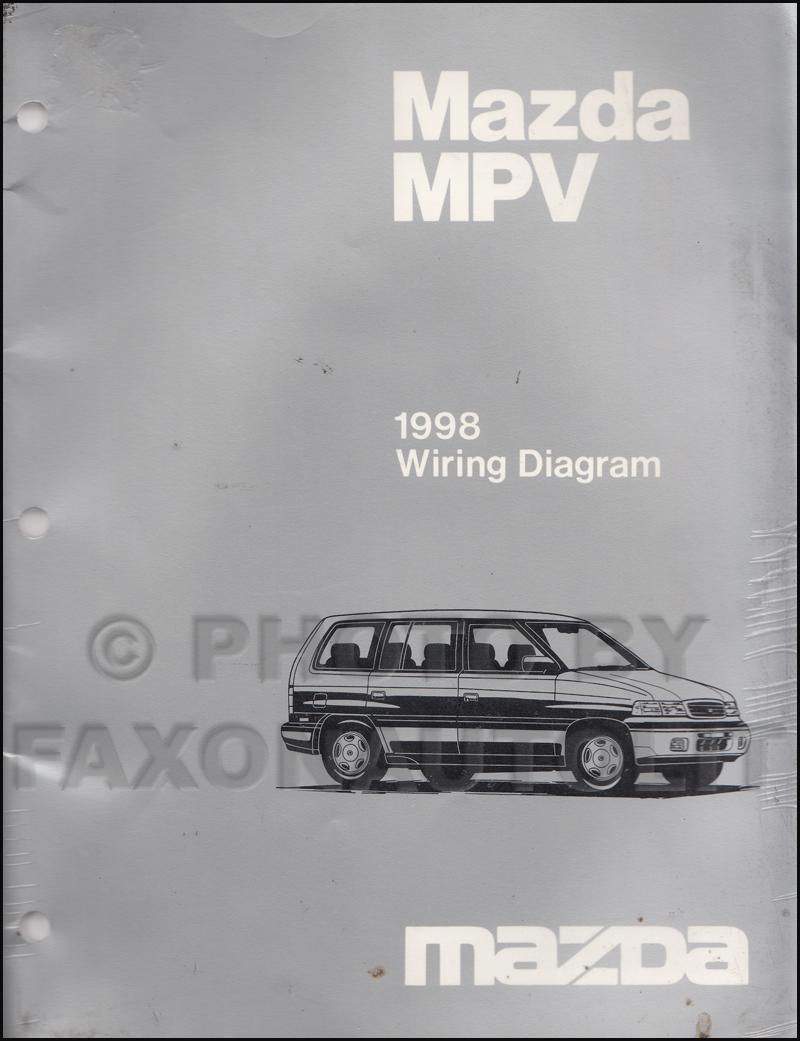 Mazda Mpv Wiring Diagram Also Mazda Wiring Diagram Pdf Additionally