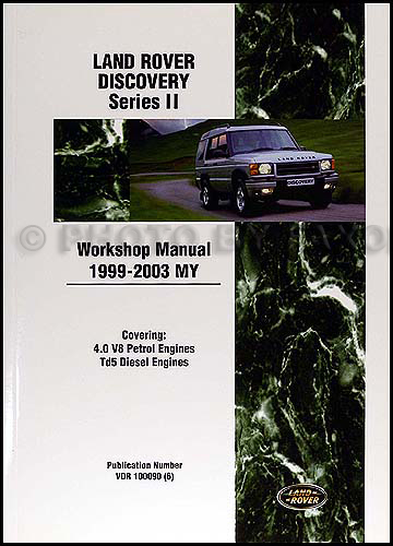 Land Rover Discovery Series 1 Wiring Diagram