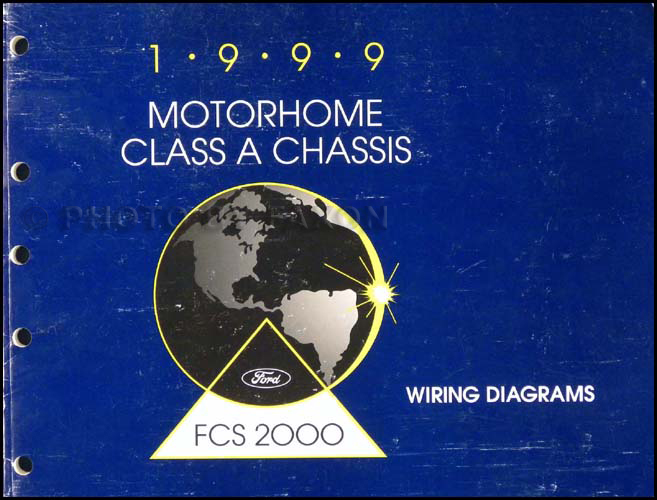 motorhome wiring diagram toyota electronic distributor 1999 ford f53 class a chassis manual