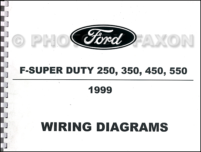 1999 Ford F 250 Super Duty Fuse Diagram