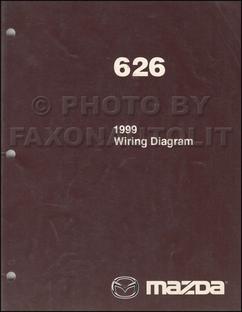 hight resolution of 1999 mazda 626 wiring diagram manual original 99 626 mazda wiring diagram for headlights 99 mazda 626 wiring diagram