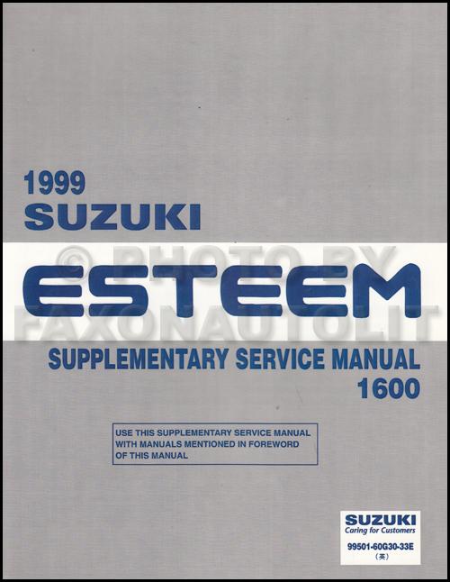 Diagram Also 2001 Suzuki Esteem Electrical Diagram On 2000 Suzuki