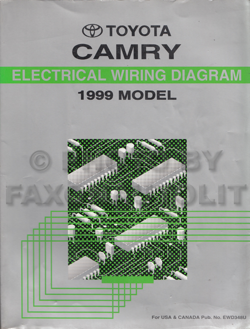 Collection 1999 Toyota Camry Wiring Diagram Pictures Diagrams