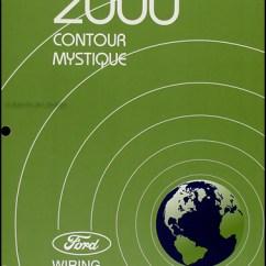 1998 Ford Contour Fuel Pump Wiring Diagram Palm Pain 2000 Mercury Mystique Original Diagrams