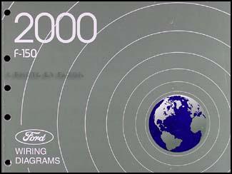 2000 Ford F 150 Wiring Diagram Manual Original
