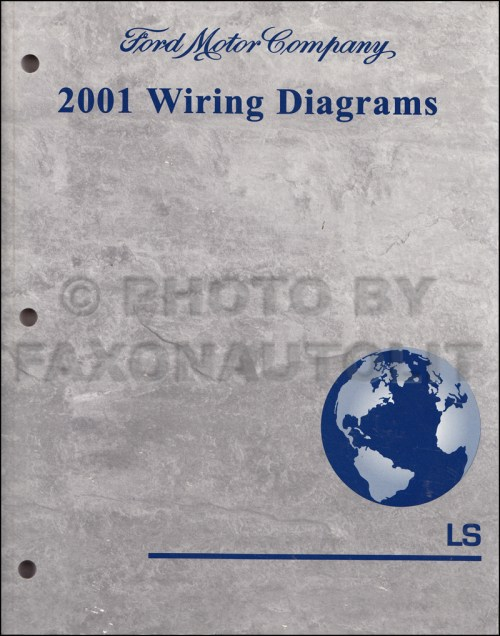 small resolution of 2001 lincoln l factory wiring diagram