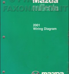 2001 mazda millenia fuse box [ 800 x 1033 Pixel ]