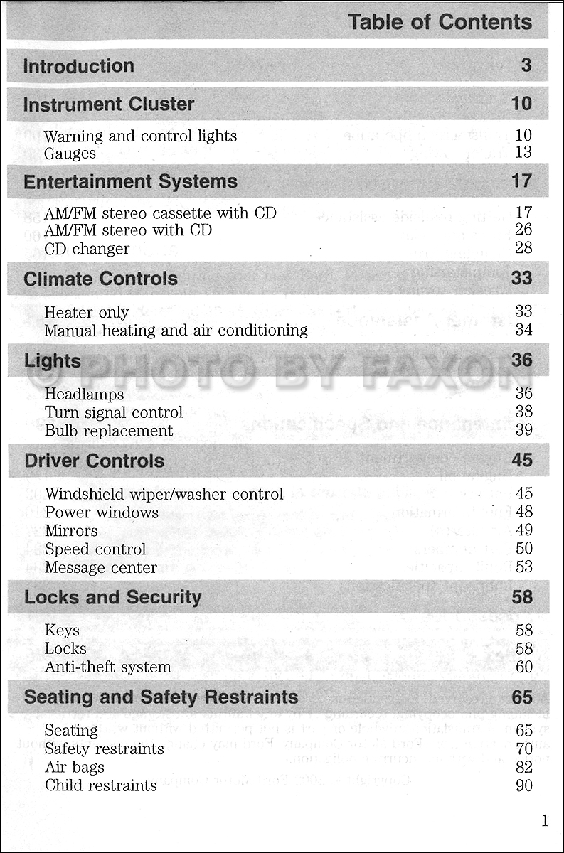 hight resolution of table of contents page 1 2002 infiniti i35