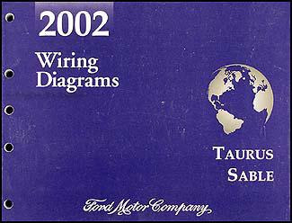 2002 mercury sable wiring diagram ford ka mk2 stereo taurus manual original
