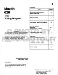 mazda 626 distributor wiring diagram     mazda 626 v6 wiring diagram mazda 626 v6 wiring diagram      mazda 626 v6 wiring diagram mazda