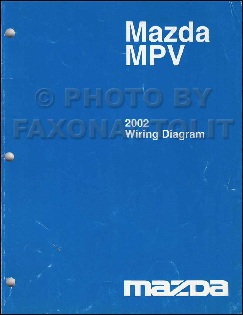 medium resolution of 2002 mazda mpv wiring diagram manual original 2002 mazda mpv wiring diagram for cooling fan 2002 mazda mpv wiring diagram