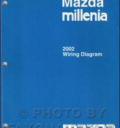 2001 mazda millenium schematic [ 800 x 1034 Pixel ]