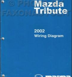 2002 mazda tribute wiring diagram manual original rh faxonautoliterature com 2002 mazda protege stereo wiring diagram [ 800 x 1040 Pixel ]