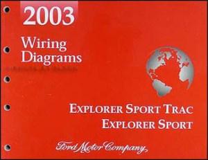 2003 Ford Explorer Sport Trac 4door and Explorer Sport 2