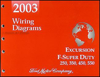 2003 ford f350 wiring diagram 99 taurus fuse box excursion f super duty 250 350 450 550 manual