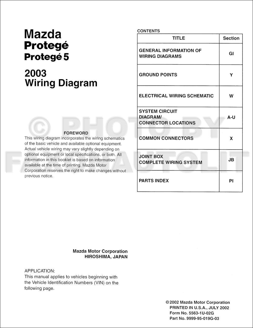 medium resolution of 2003 mazda protege5 stereo wiring diagram wiring diagrams 2001 mazda protege rear struts 2001 mazda protege