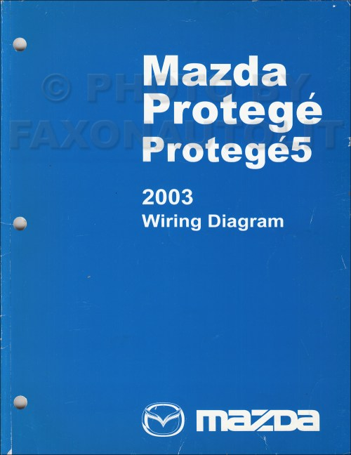 small resolution of 2003 mazda protege wiring diagram