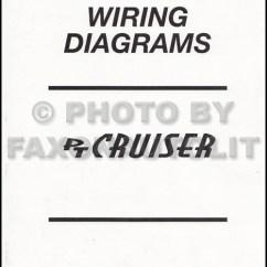 Pt Cruiser Stereo Wiring Diagram Vga Colours 2004 Great Installation Of Chrysler Manual Original Rh Faxonautoliterature Com Harness Radio