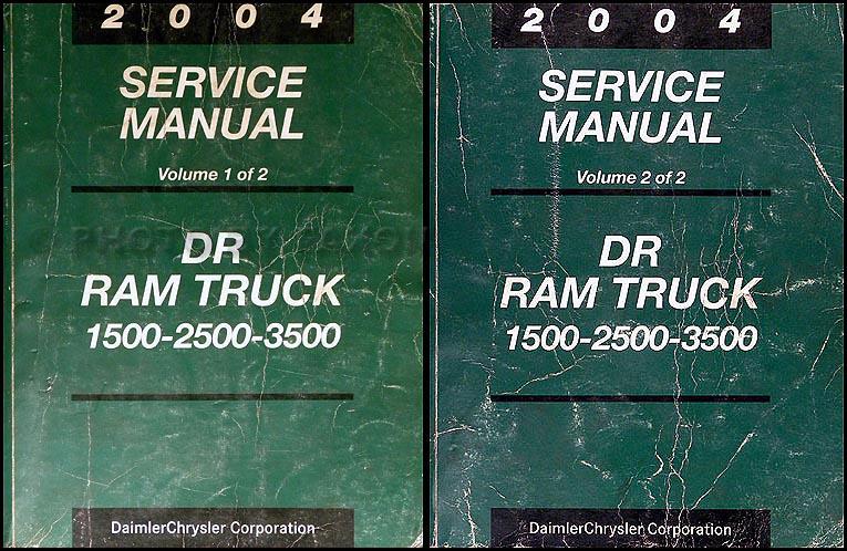 2004 Dodge Ram 3500 Sel Wiring Diagram