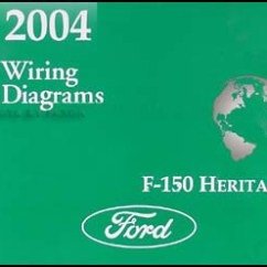 2004 Ford F150 Engine Diagram Nz Power Plug Wiring F 150 Heritage And Svt Lightning Manual Original