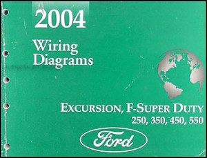 2004 Ford 250550 60L Diesel Engine Emissions Diagnosis
