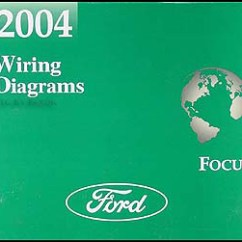 Ford Focus Cd Player Wiring Diagram Direct Tv Connection 2004 Manual Original