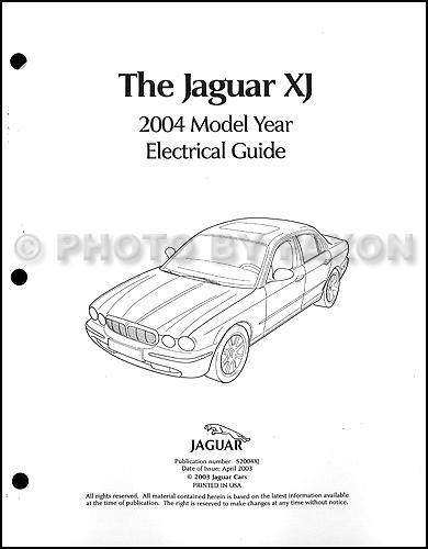 jaguar xj8 wiring diagram