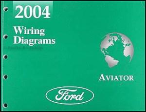 2004 Lincoln Aviator Wiring Diagram Manual Original