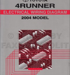 2004 4runner wiring diagram [ 1000 x 1311 Pixel ]