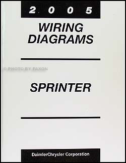 Mercedes sprinter 313 cdi wiring diagram