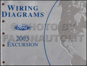 2005 Ford Excursion Wiring Diagram Manual