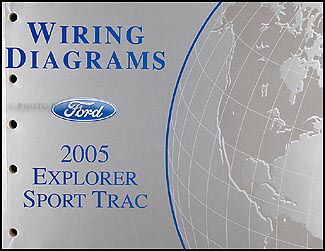 1994 ford explorer starter wiring diagram 2001 mazda protege engine 2005 sport trac and manual