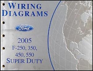 2005 60L Diesel Engine Diagnosis Manual F250550