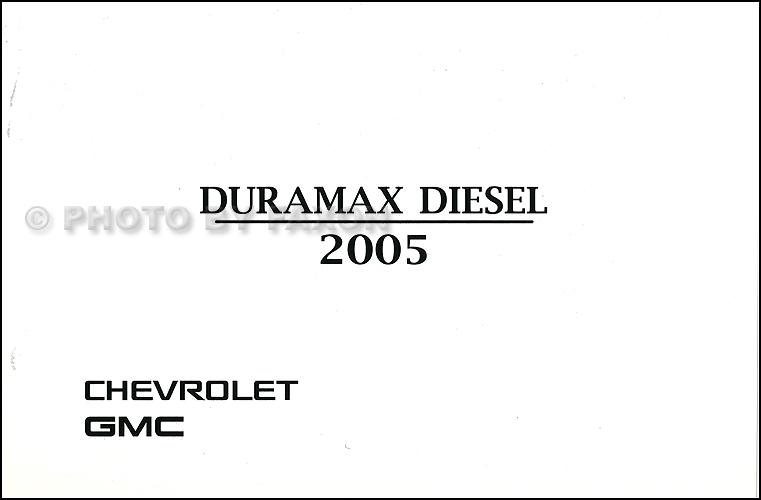 2005 SILVERADO OWNERS MANUAL PDF