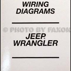 Jeep Tj Wiring Diagram Manual How A Water Softener Works 2005 Wrangler Original Owner's